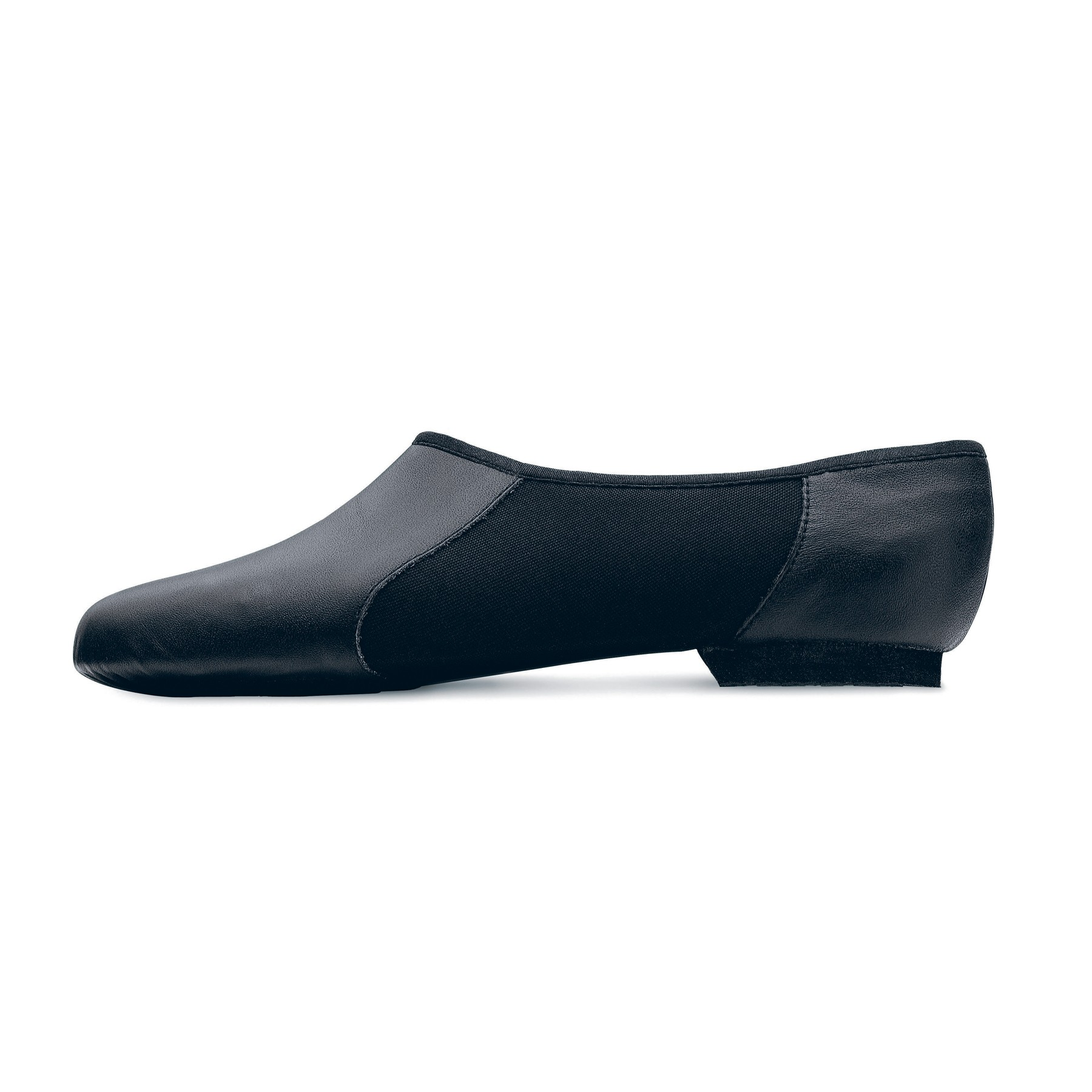 Bloch NEO Flex Slip on Jazz Shoes (Black)