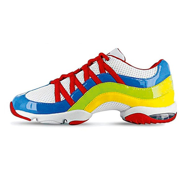 Bloch Wave Sneakers (Blue/Multi)