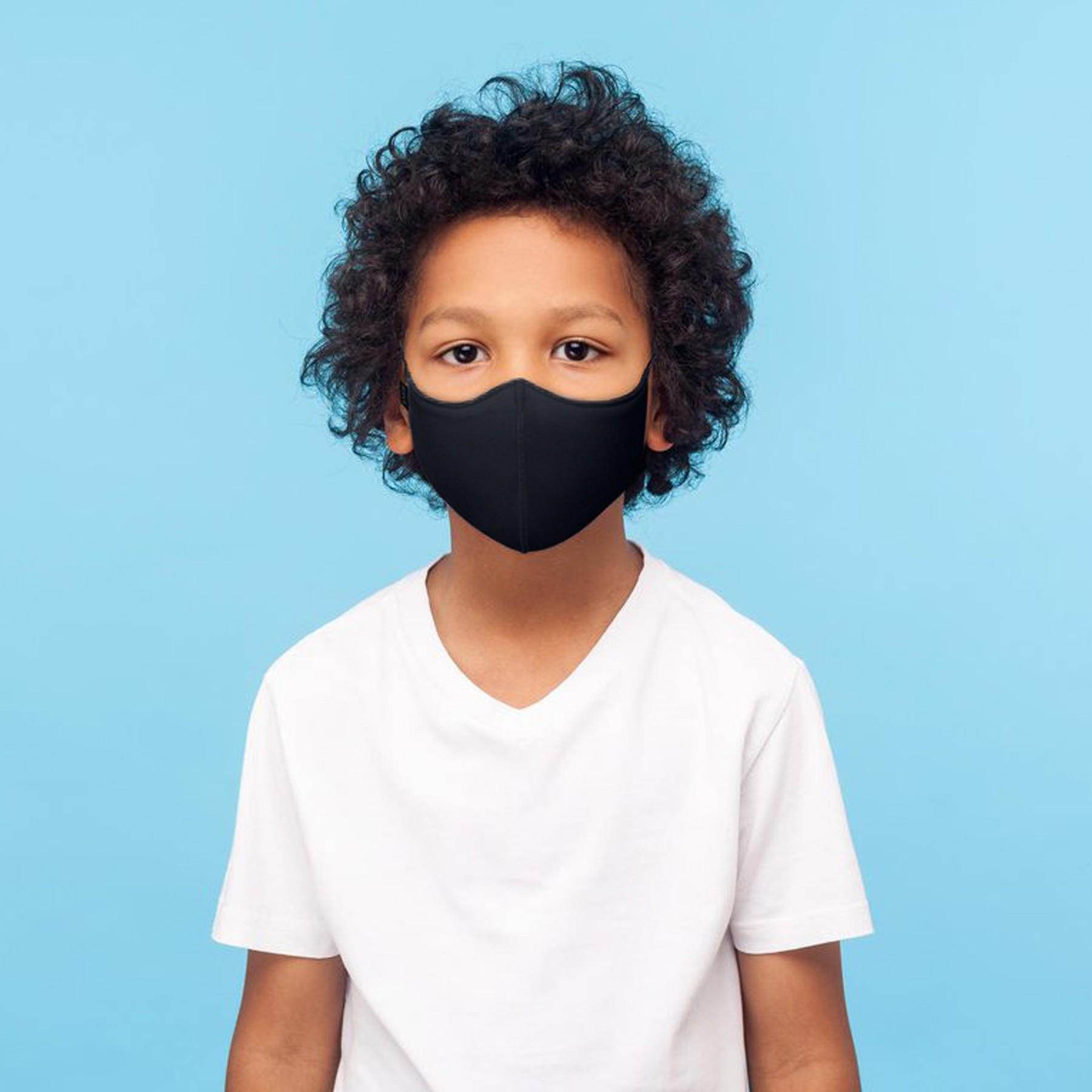 Bloch B-Safe Child's Face Mask Black