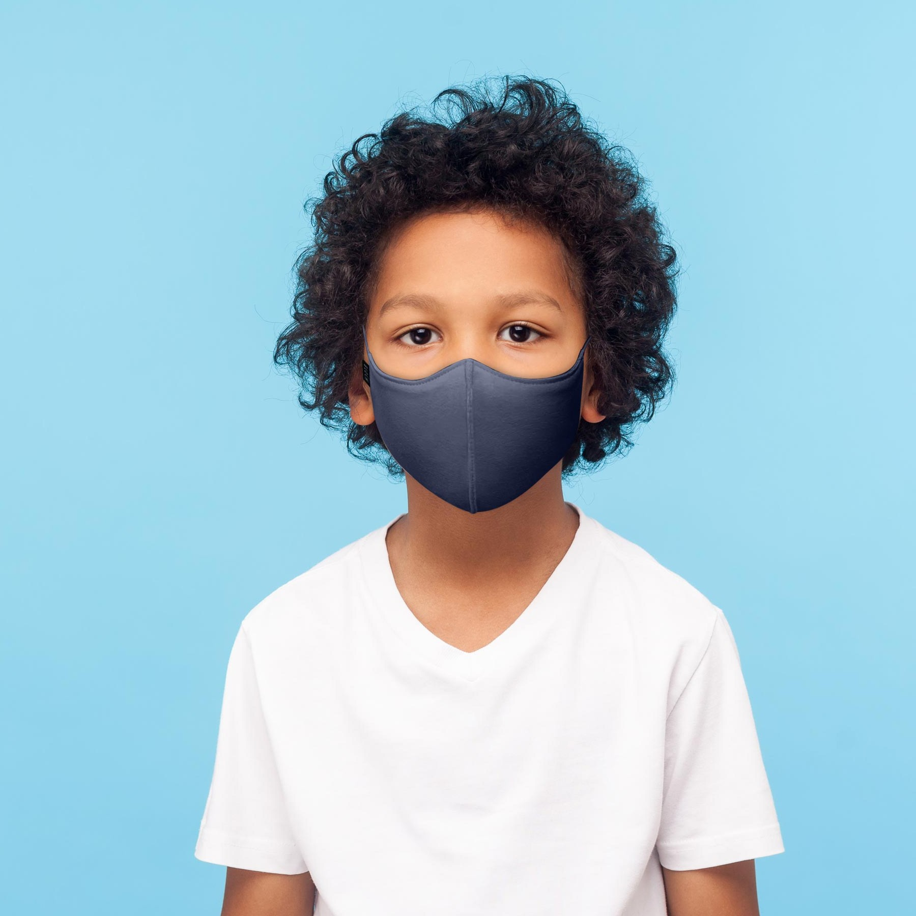 Bloch B-Safe Child's Face Mask Navy