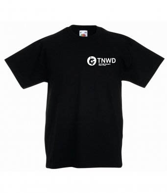 Childs T-Shirt (Black) with TNWD Performing Arts Logo