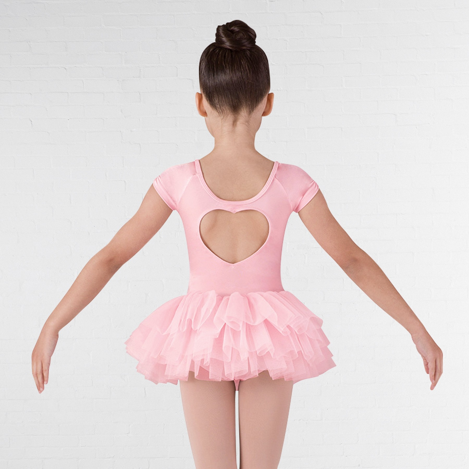 Bloch Ife Girls Tutu (Candy Pink)