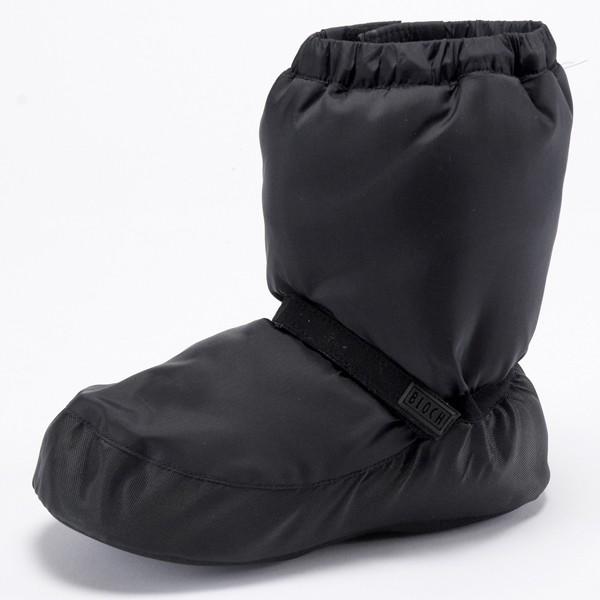 Bloch Warm-Up Booties (Black)