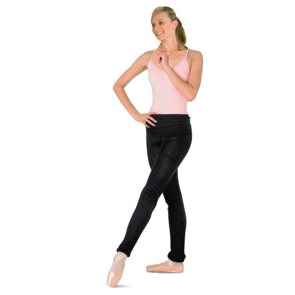 Bloch Marcy Roll Over Knitted Pants