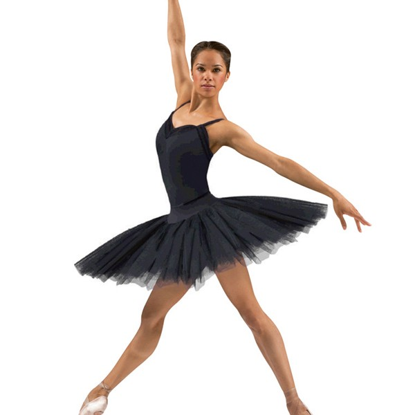 Bloch Belle Practice Tutu Skirt (Black)