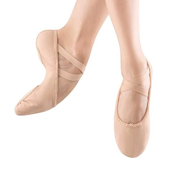 Bloch Proflex Canvas (Ballet Pink)
