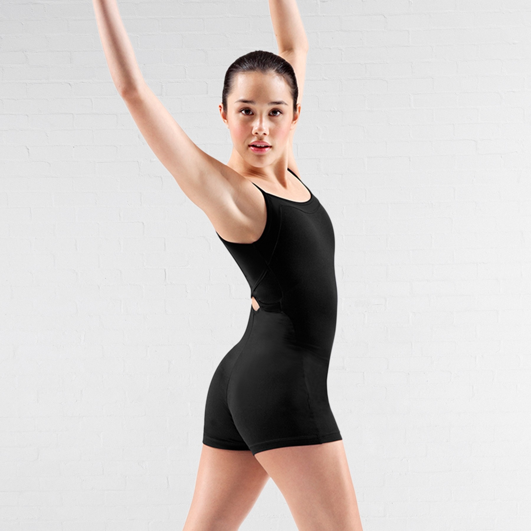 Bloch Ladies Bloem Unitard Black