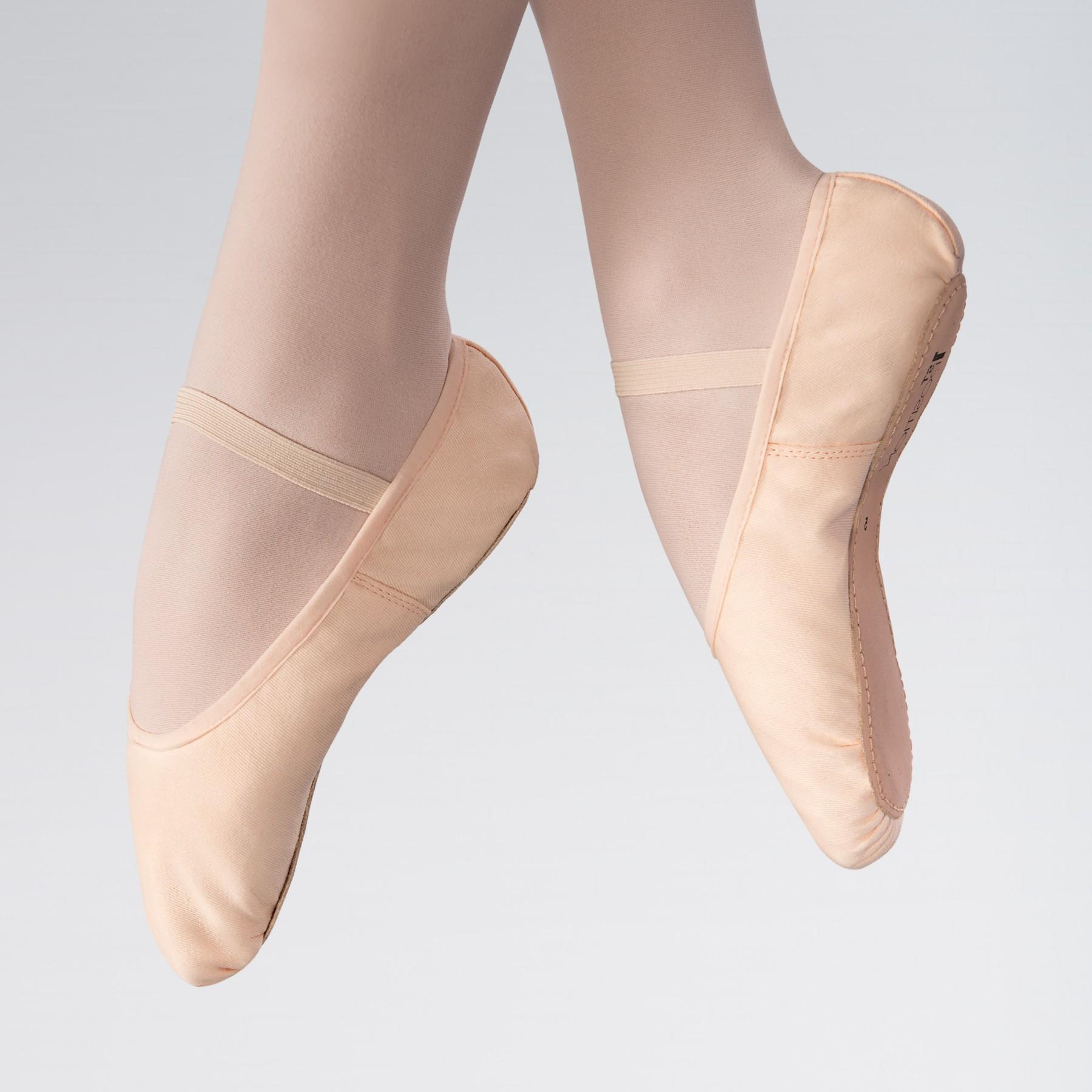 1st Position Ballettschuhe aus Leinen