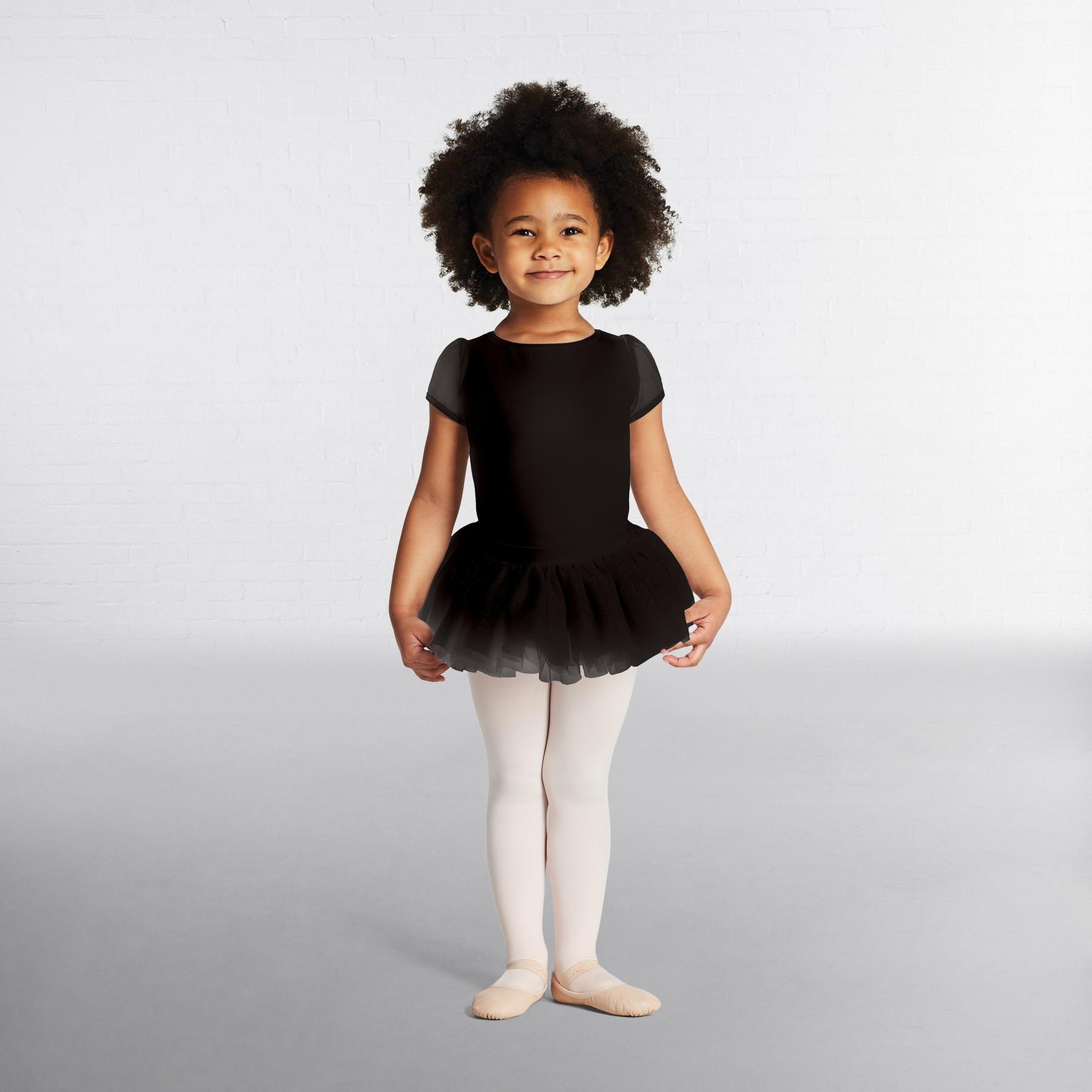 Capezio Glitter Tutu Skirt (Black)