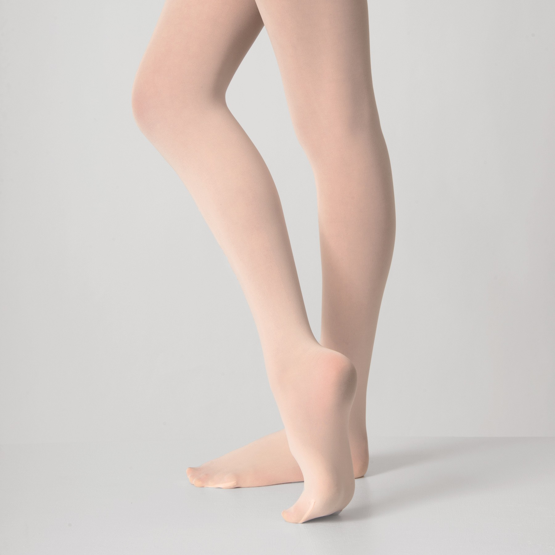 Capezio Studio Basics Footed Tights (Ballet Pink)