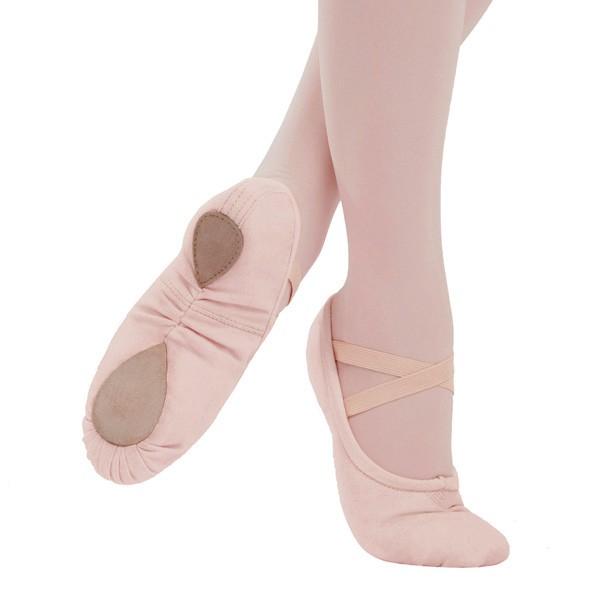 Capezio Pro Canvas Ballet Shoe Ballet Pink