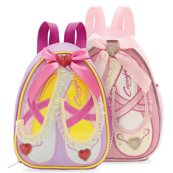 Capezio Shoes Backpack Purple