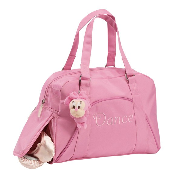 Capezio Childs Dance Bag Pink