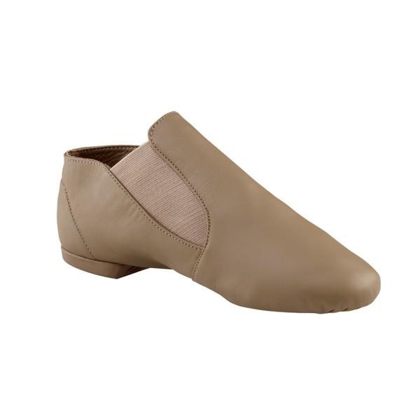 Capezio Jazz Ankle Boots (Tan)