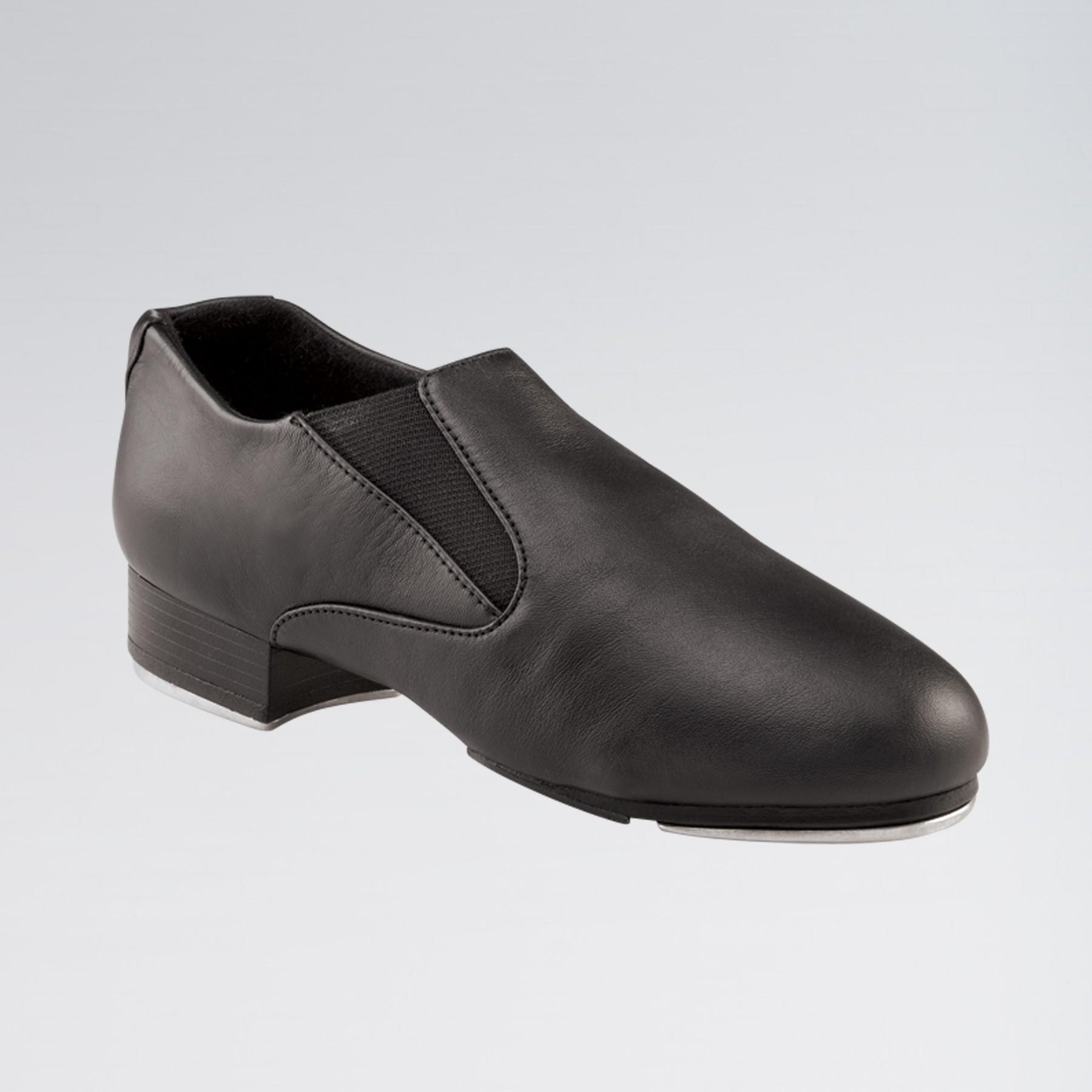 Capezio Riff Slip-On Tap Shoe (Black)