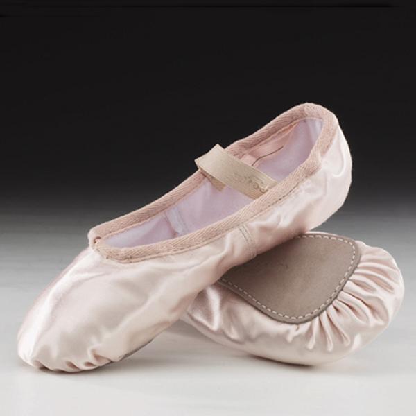 Capezio Daisy Satin Ballet Shoe