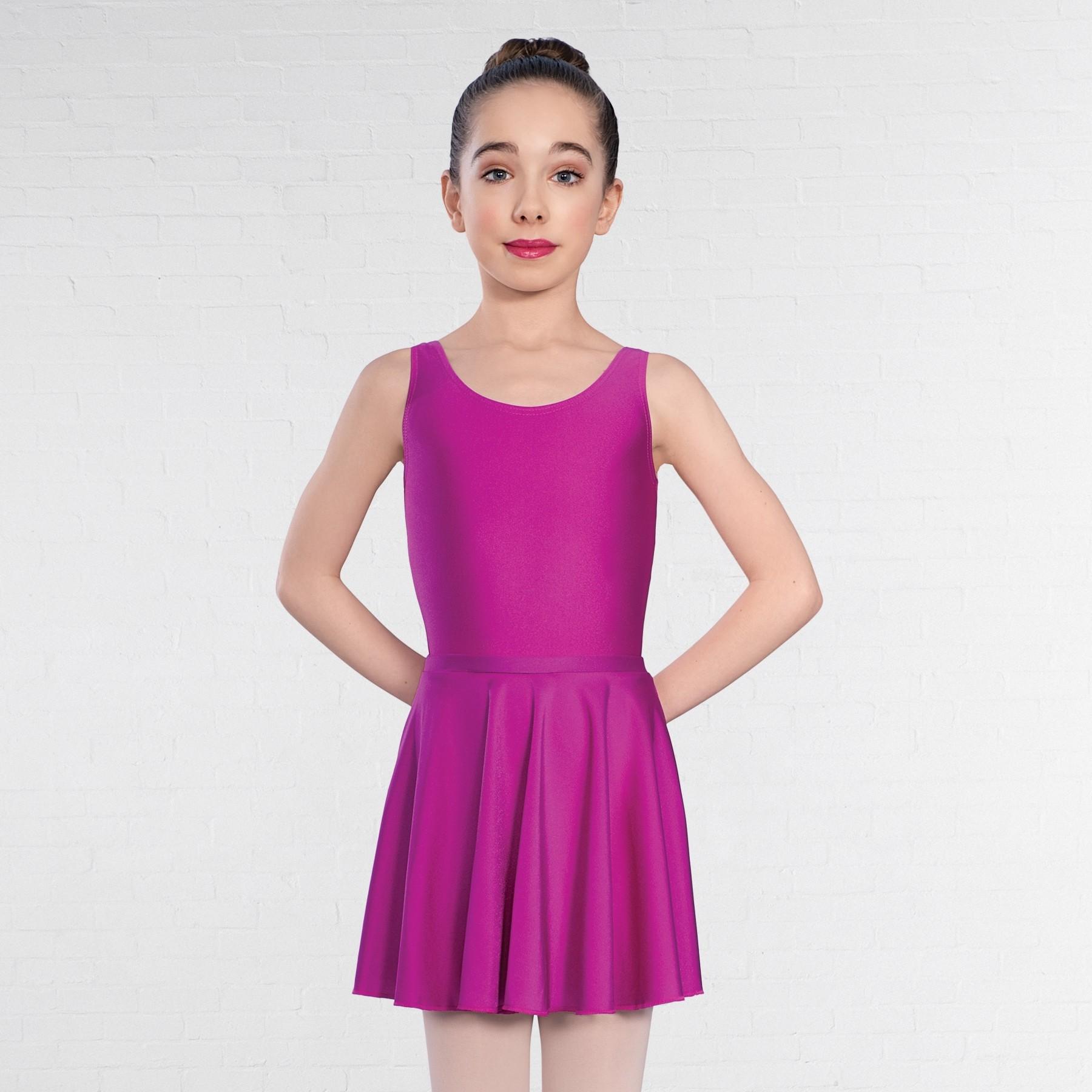 978c28676969 1st Position Value Sleeveless Leotard (Bright Pink)