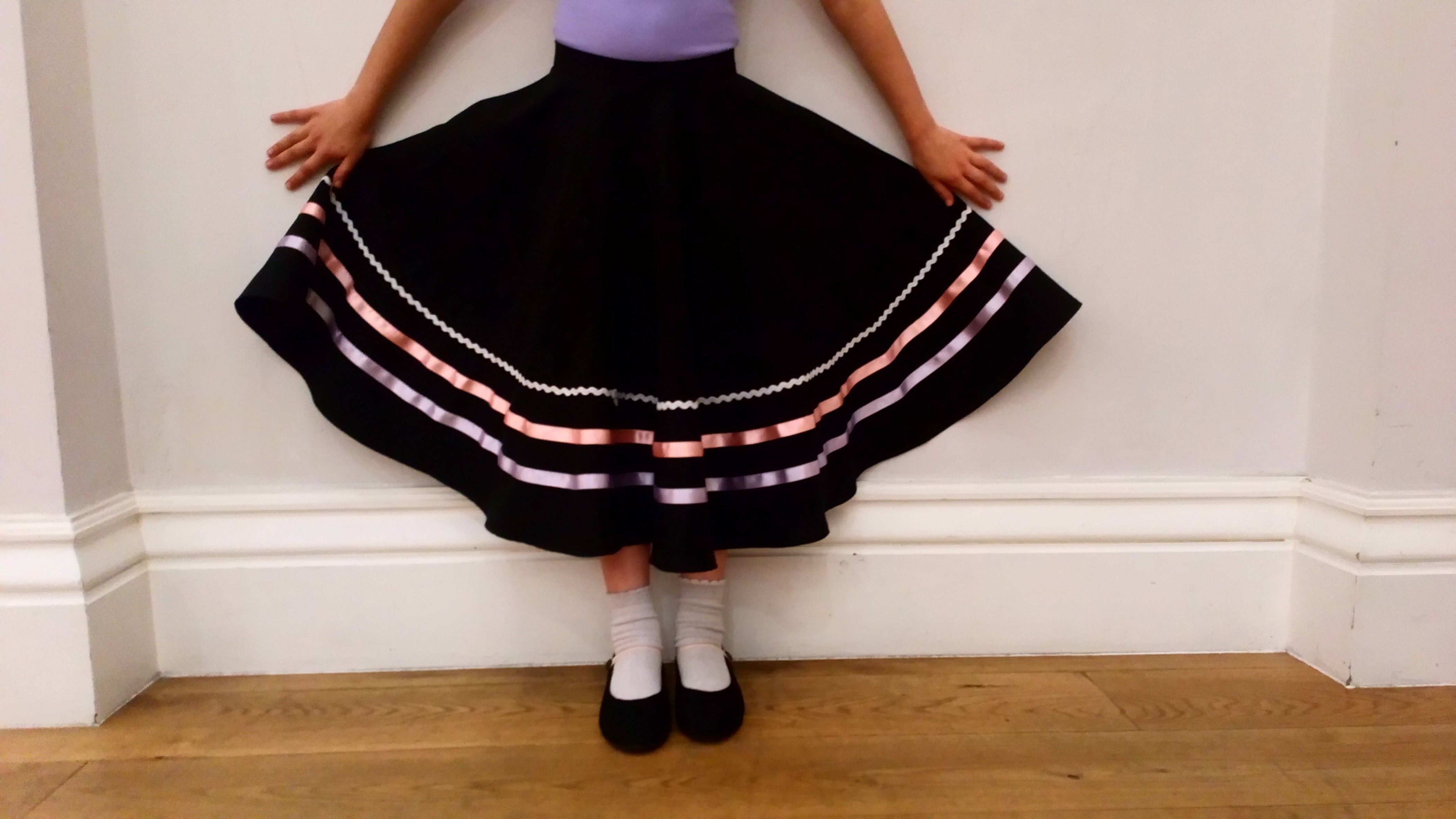(MTO)Fancy Footwork Character Skirt