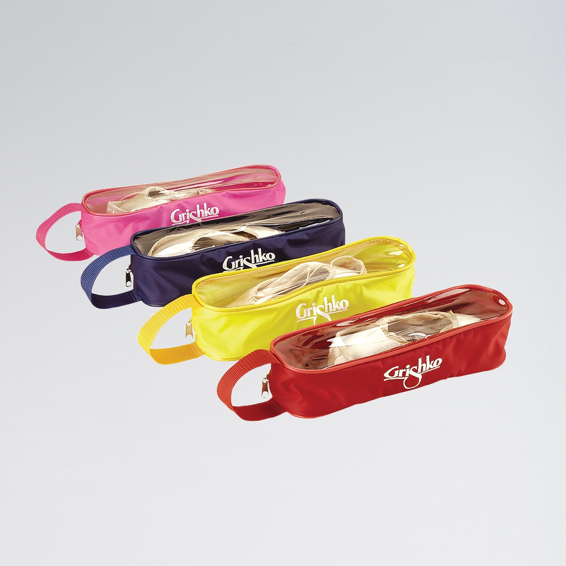 Grishko Pointe Shoe Case Red