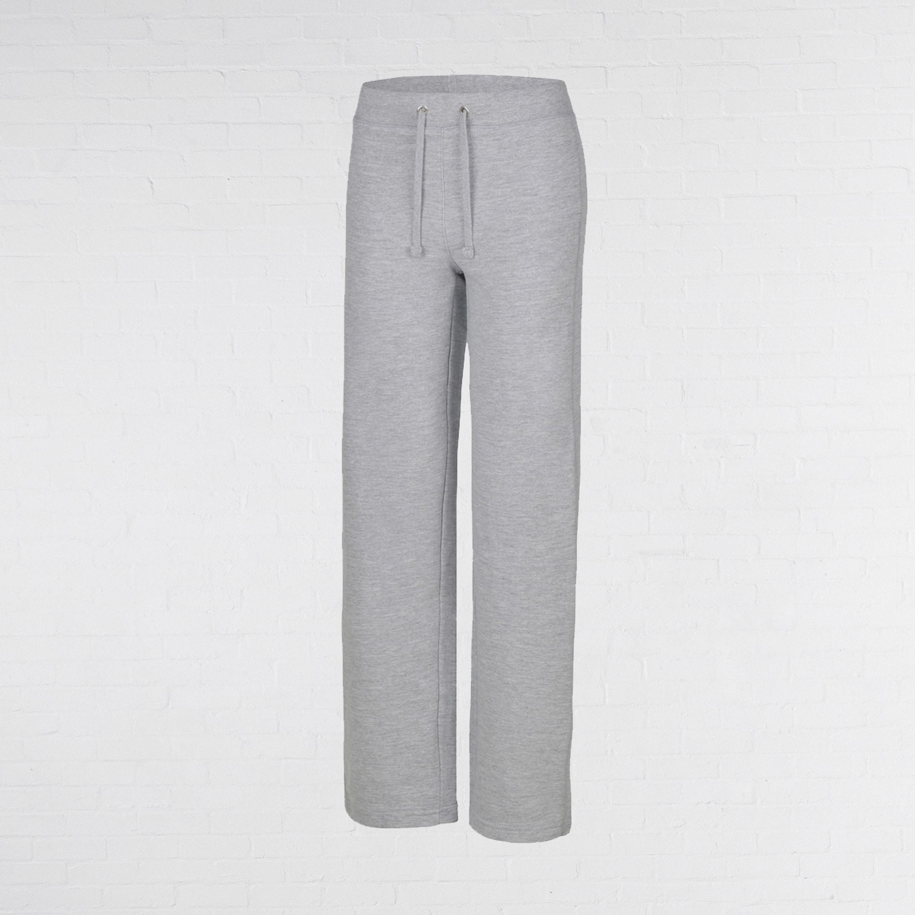Ladies Fit Jog Pants (Grey)