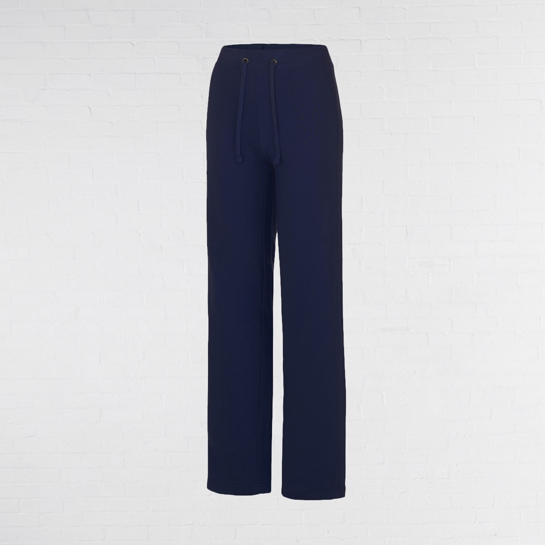 Ladies Fit Jog Pants (French Navy Blue)