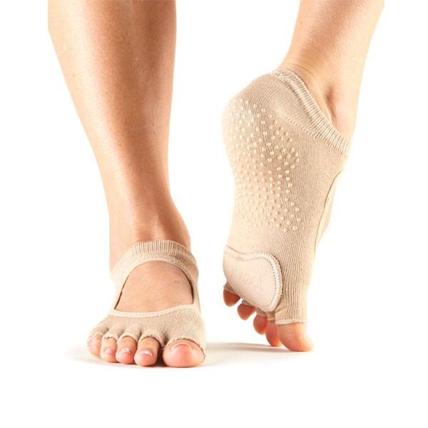 ToeSox Plié Half Toe (Nude)