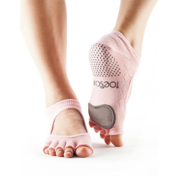 ToeSox Plié Half Toe (Pale Pink)