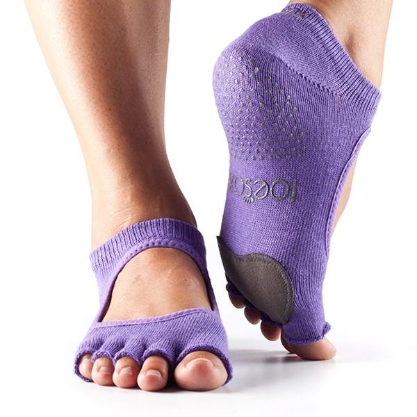 ToeSox Plié Half Toe (Purple)