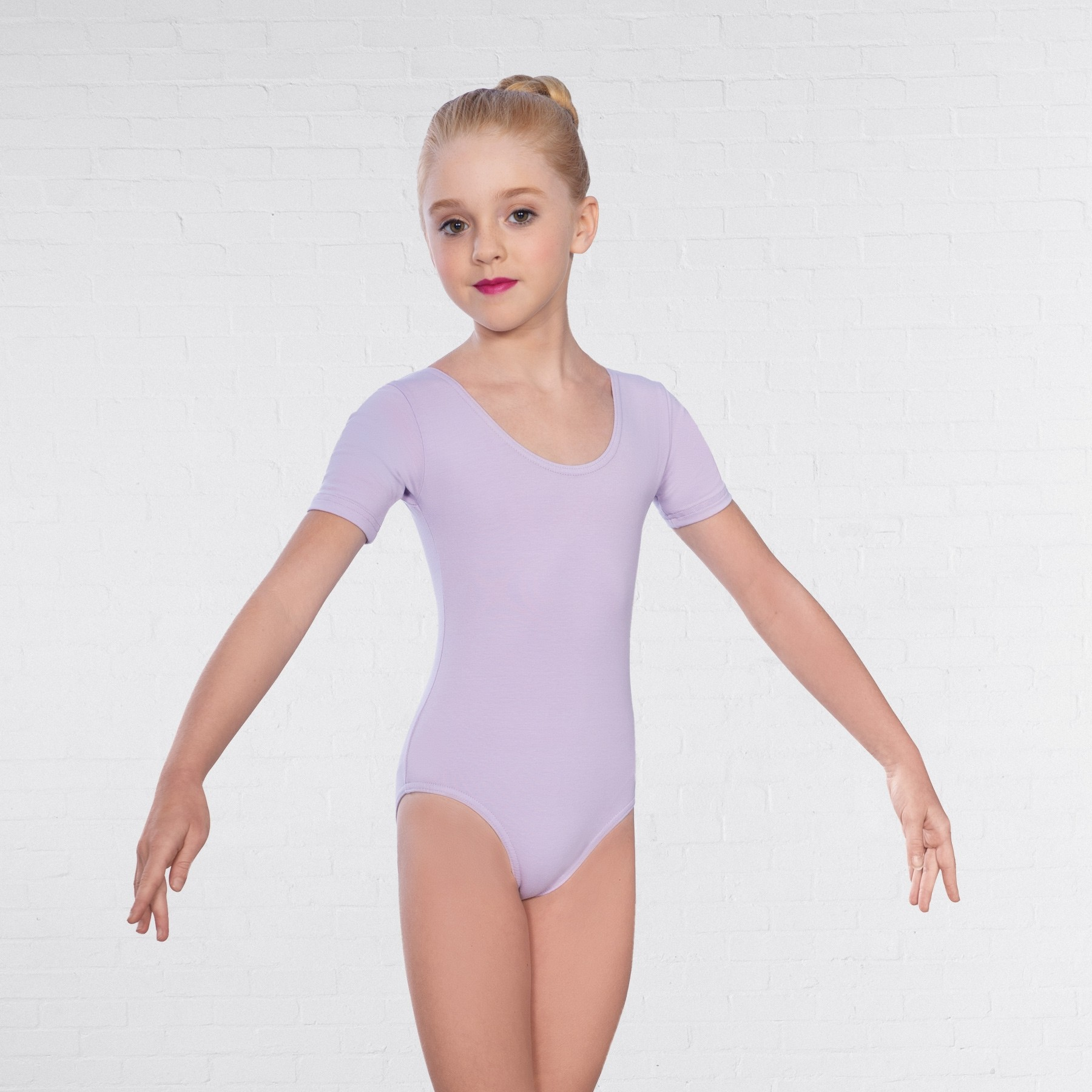 1st Position Kate Pre/ Primary Leotard (Lilac)