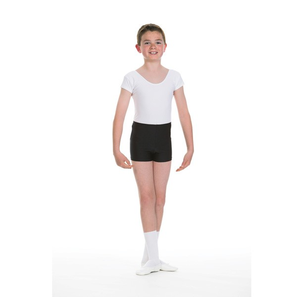 1st Position Boys Cap Sleeved Leotard (Matt)