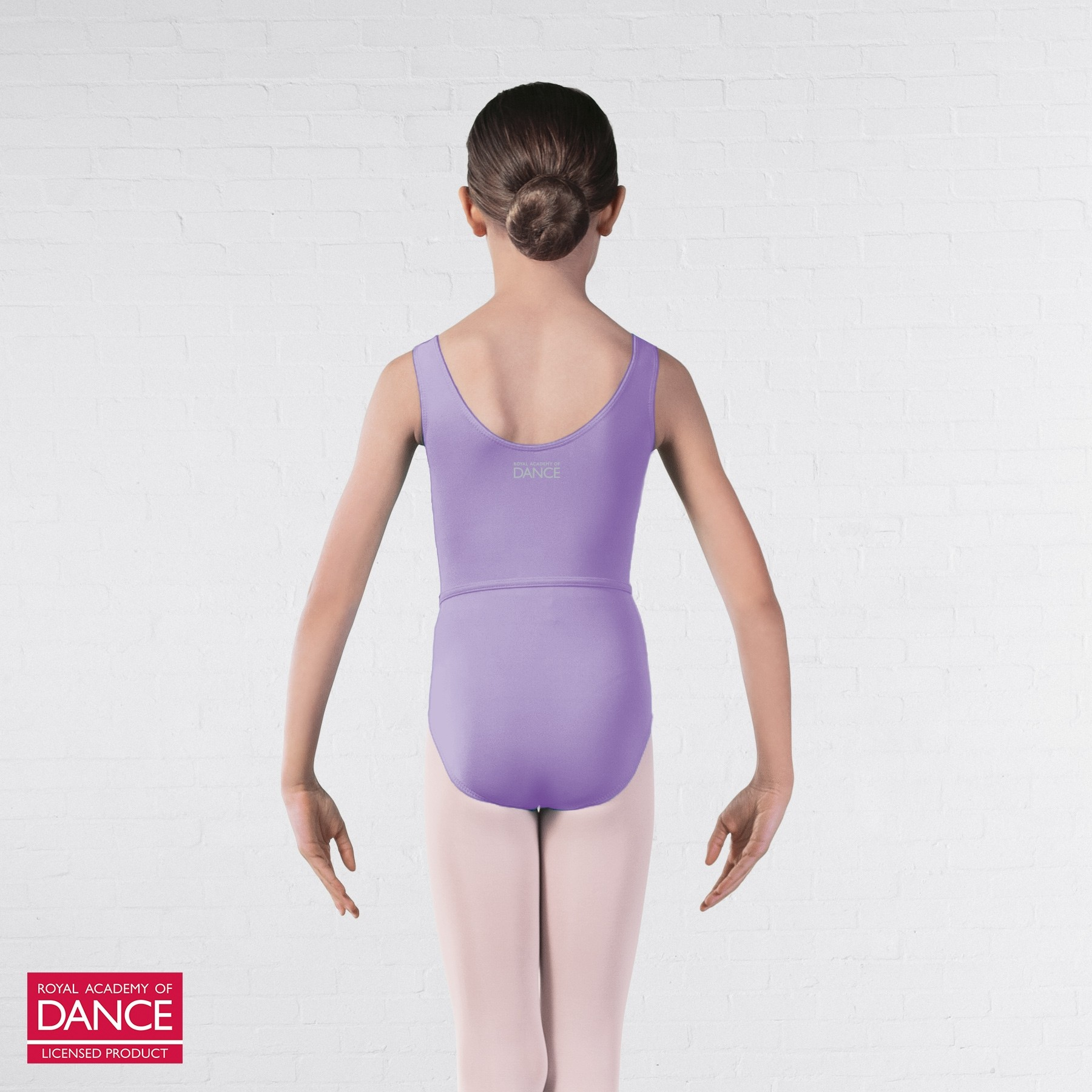RAD Approved Megan Princess Line Sleeveless Leotard (Lilac)