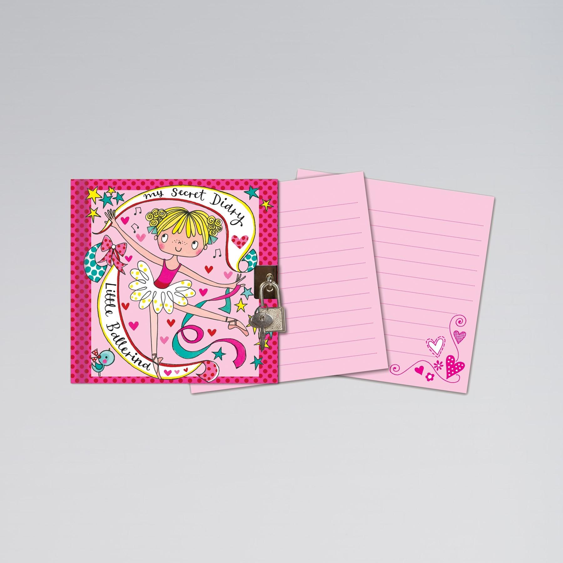 Rachel Ellen Little Ballerina Secret Diary