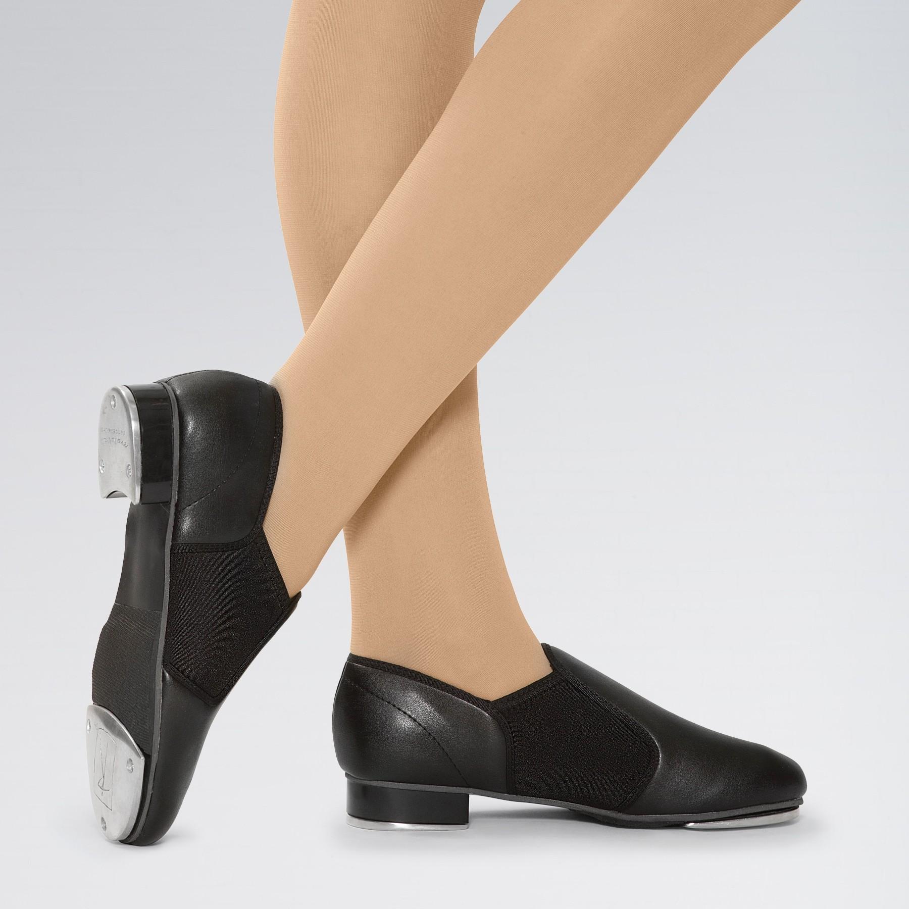Revolution Intro Stretch Tap Boot (Black)