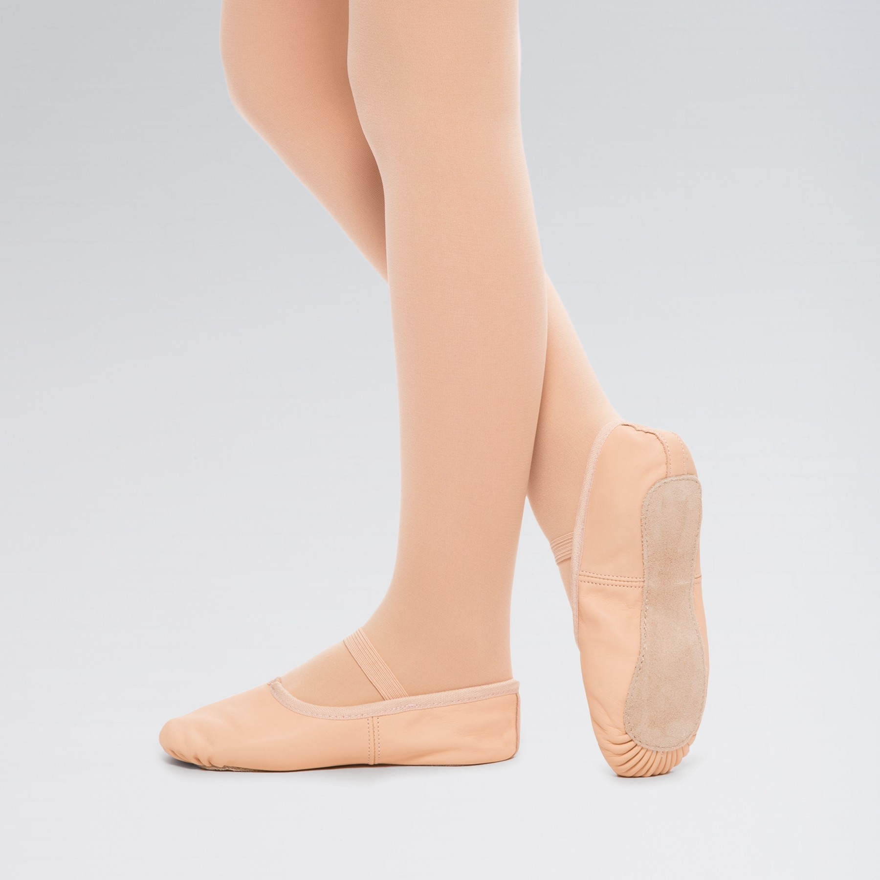 Revolution Student Full Sole Leather Ballet Shoes