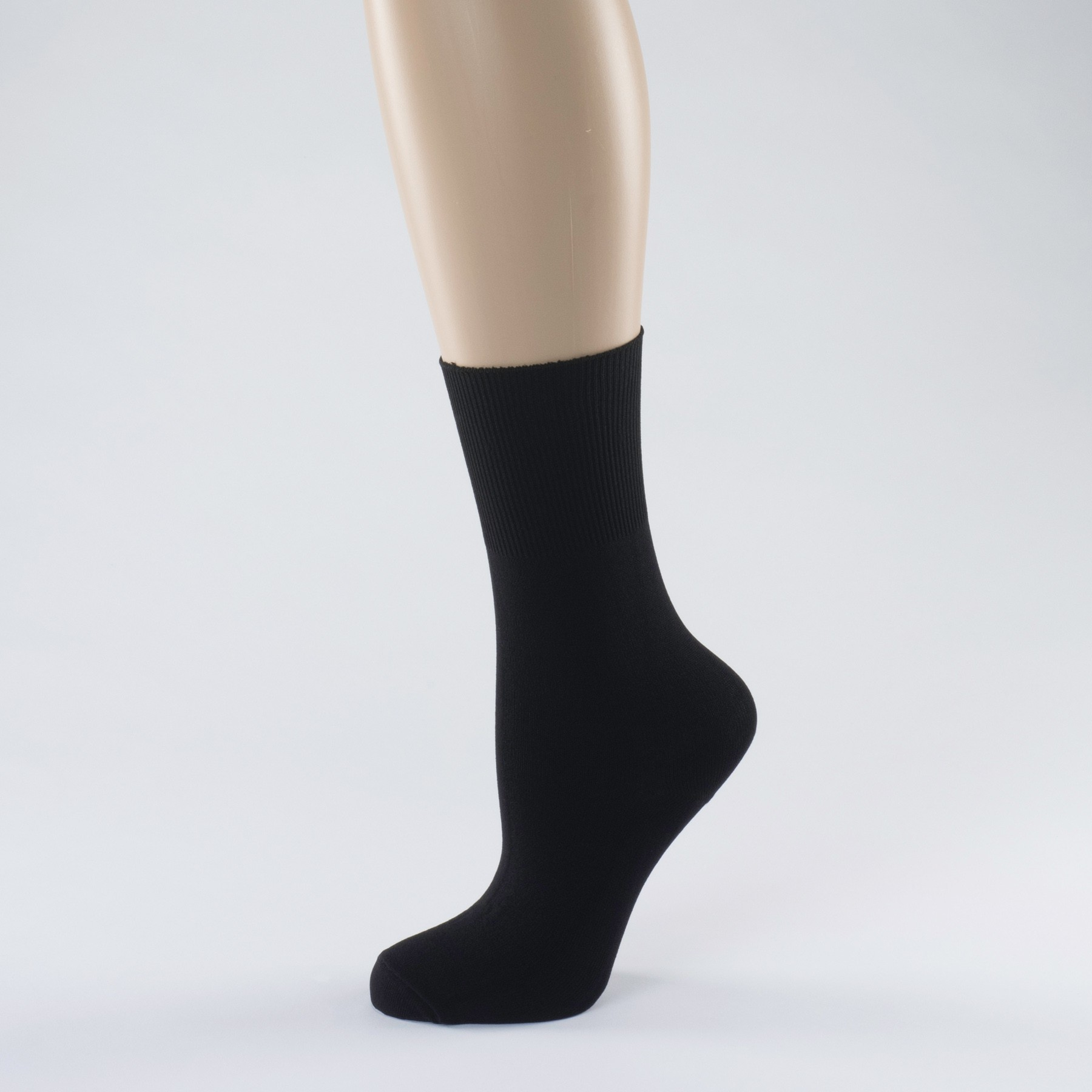 Silky Dance Ballet Socks (Black)