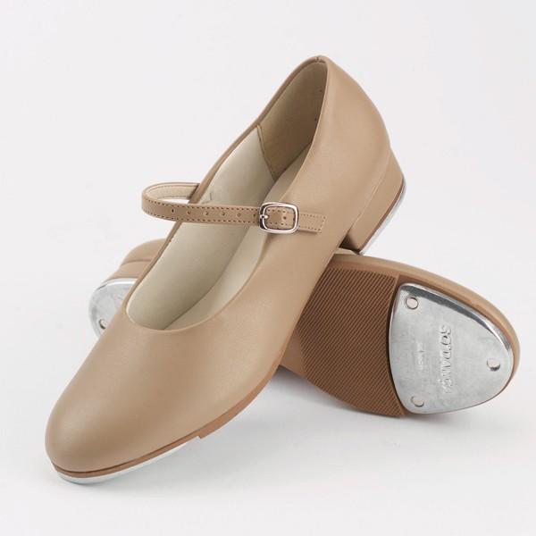 So Danca Buckle Tap Shoe (Tan)