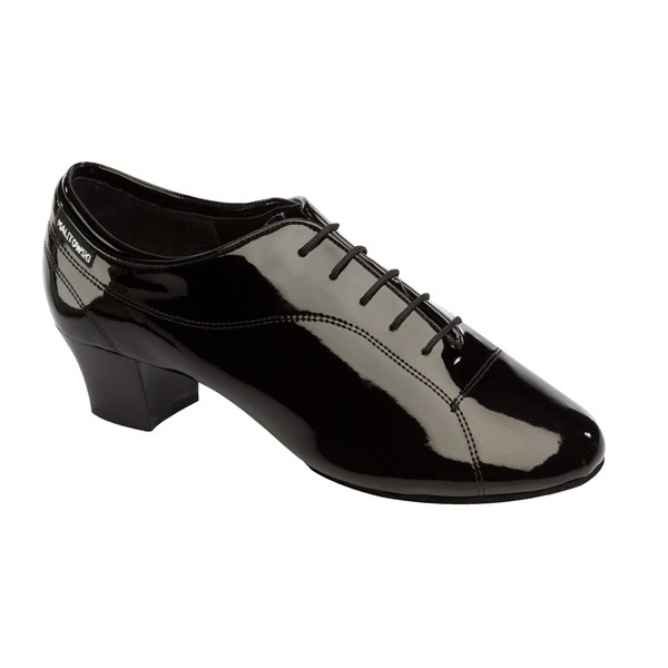 Supadance Men's Latin Patent Shoe