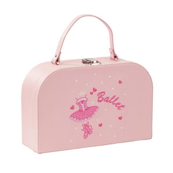 Katz Pale Pink Hard Ballet Case