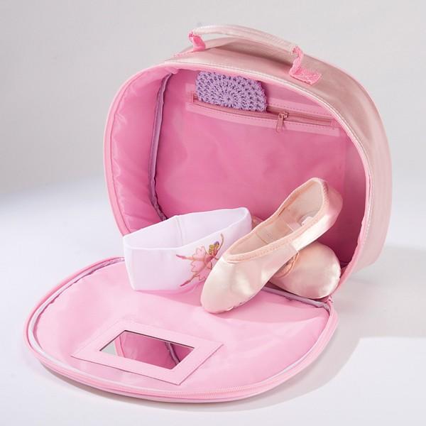 Katz Satin Ballet Soft Vanity Case