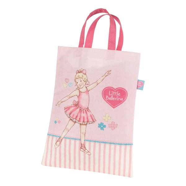 Little Ballerina Small Tote Bag