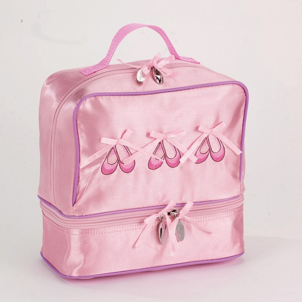 Katz Satin Ballet Shoes Dance Bag