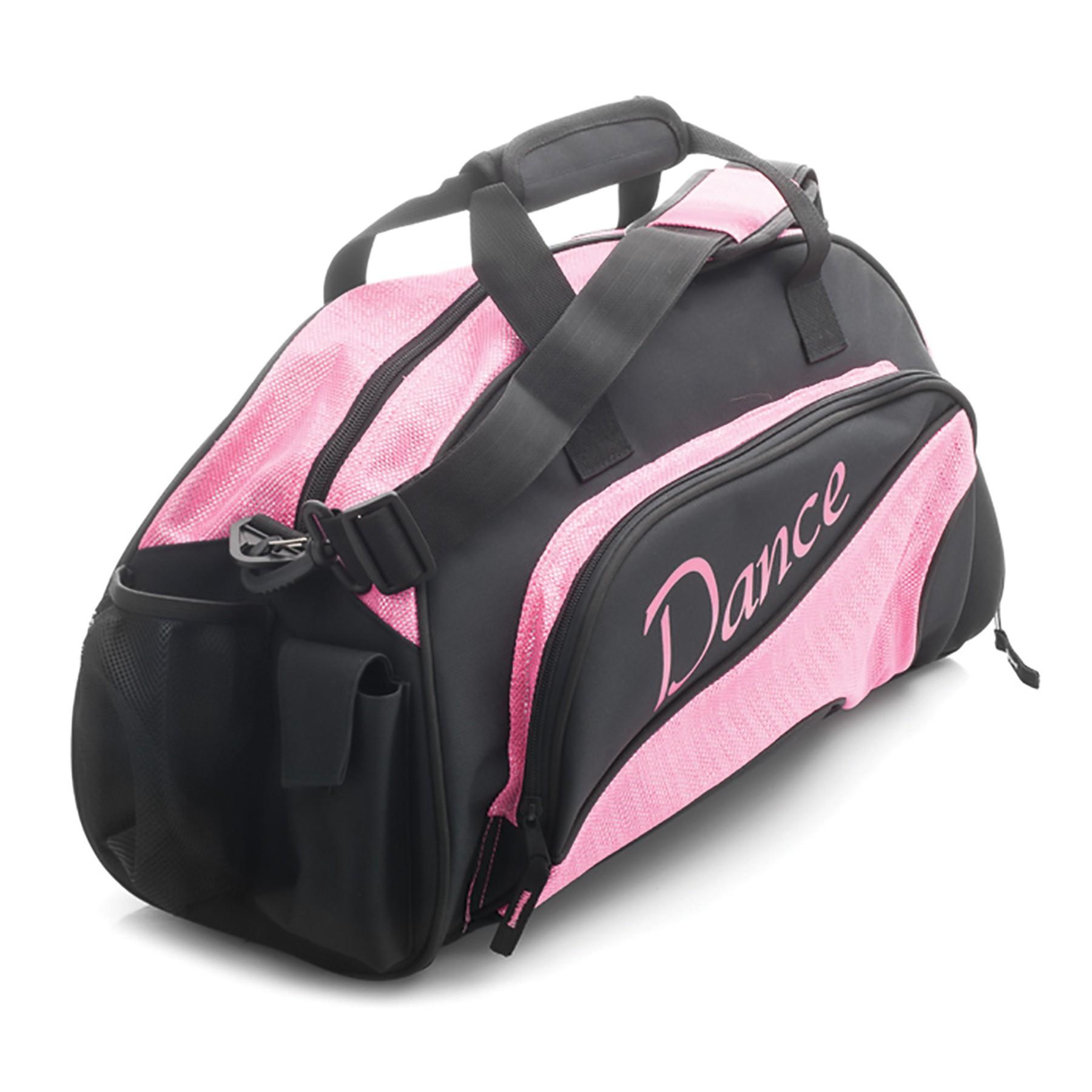 Katz Medium Sports Bag Pink/Black