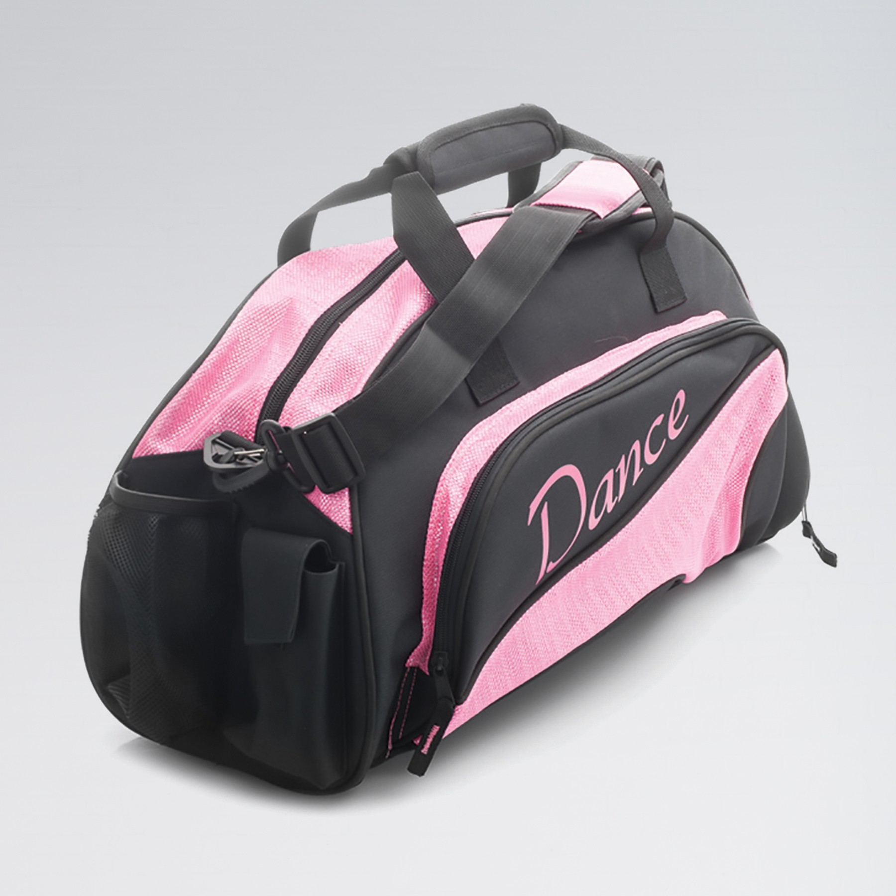 Katz Medium Sports Bag Pink/Black