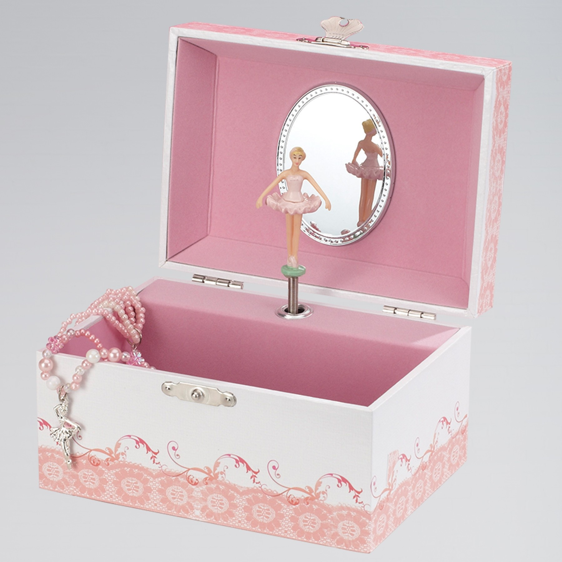 Dulcie Ballet Shoes Musical Jewellery Box