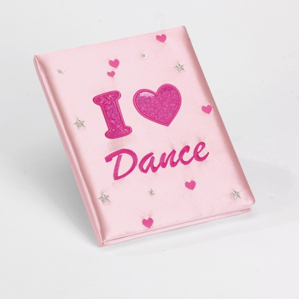 Katz Heart Dance Notebook