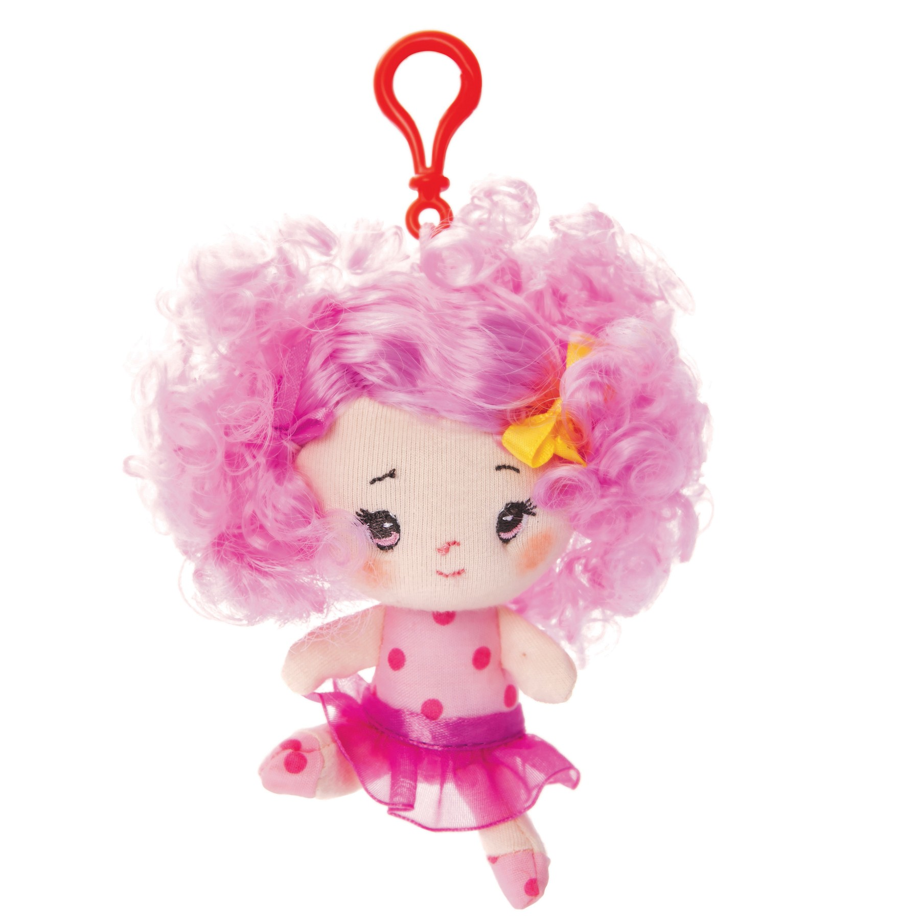 Cutie Curls Emma Backpack Clip