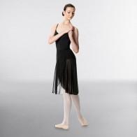 Lulli Wrap Chiffon Ballet Long Skirt Addison