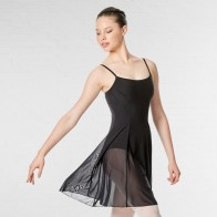 Lulli Short Mesh Dress Leotard Natalie