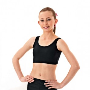1st Position Dance Crop Top (Cotton)