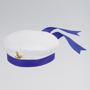 Sailors Anchor Motif Hat